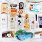 Beauty: Shopping ban & many empties