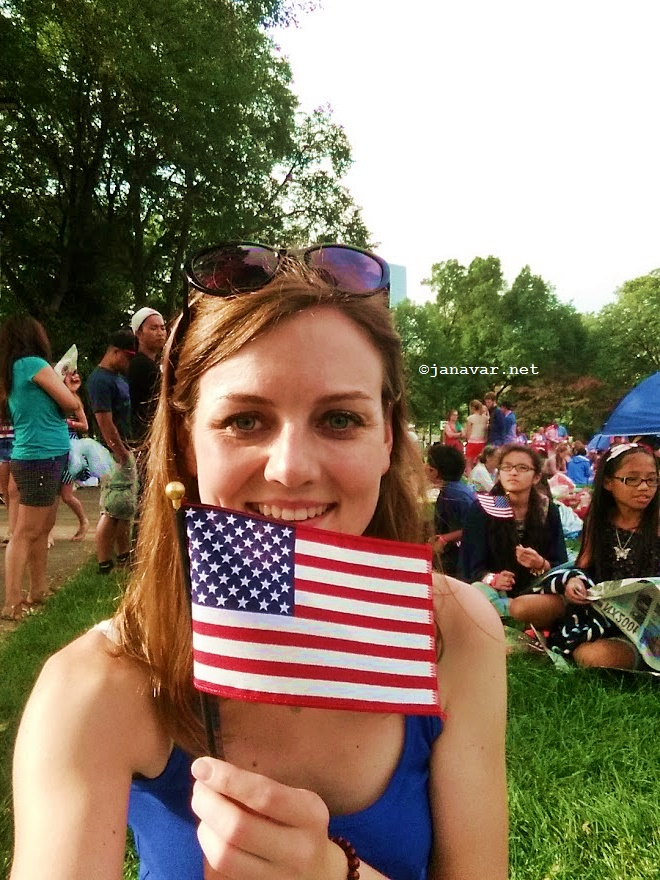 9 things I've learned in my first week in the US