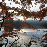 Travel: Sunrise at Branch Pond, Maine