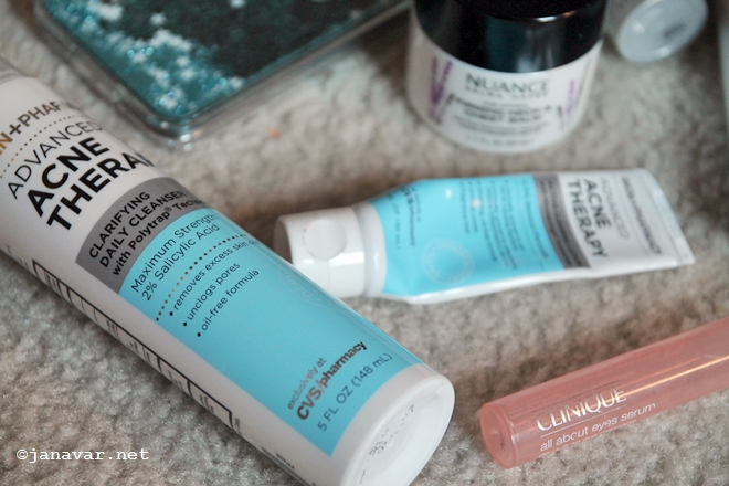 Beauty: My morning face care routine