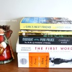 Five books I want to read over Christmas