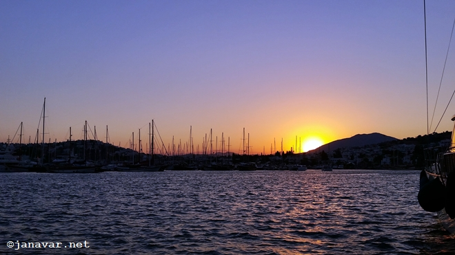 Travel: One week in Bodrum