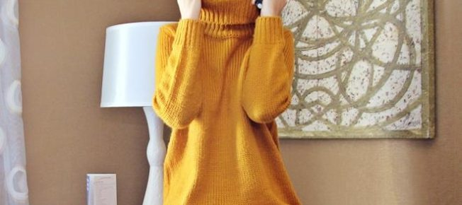 Outfit: My Favorite Turtleneck Sweater