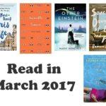 The books I read in March 2017
