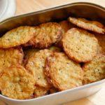 Recipe: Oatmeal Cookies