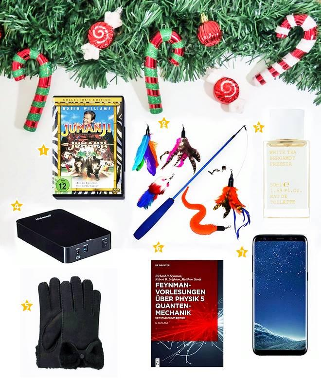 janavar.net | My Christmas 2017 Wish List
