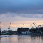 Travel: Strolling through Warnemünde in Winter