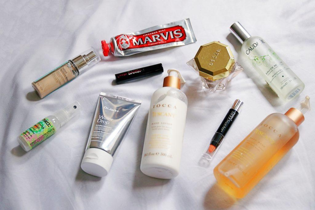 My Current 10 Favorite Beauty Products - janavar