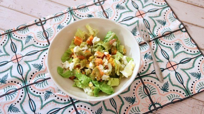 Recipe: Romain Lettuce and Sweet Potato Salad - janavar