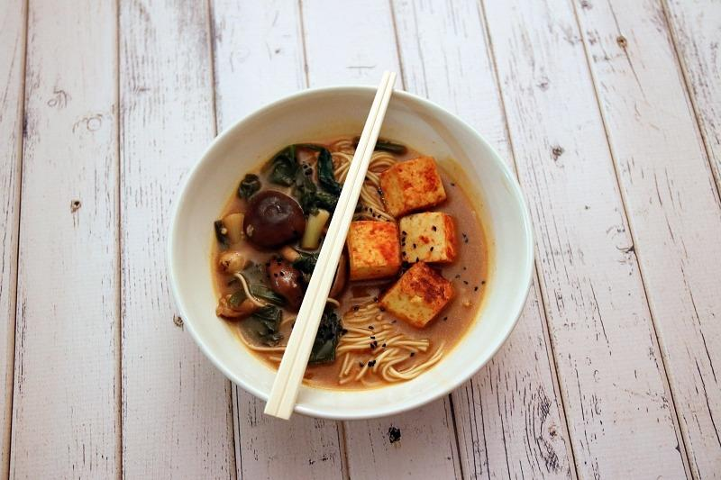 Recipe: Vegan Ramen - janavar