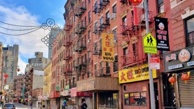 Daily Walks Through New York City in the Time of Corona. Week 3.
