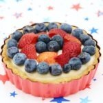 Recipe: 4th of July Vegan No-Bake Cheesecake Pie