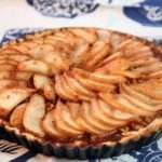 Seasonal Eats Better: Caramelized Walnut Pear Tart