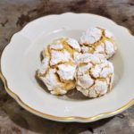 Recipe: Orange Whiskey Crinkle Cookies