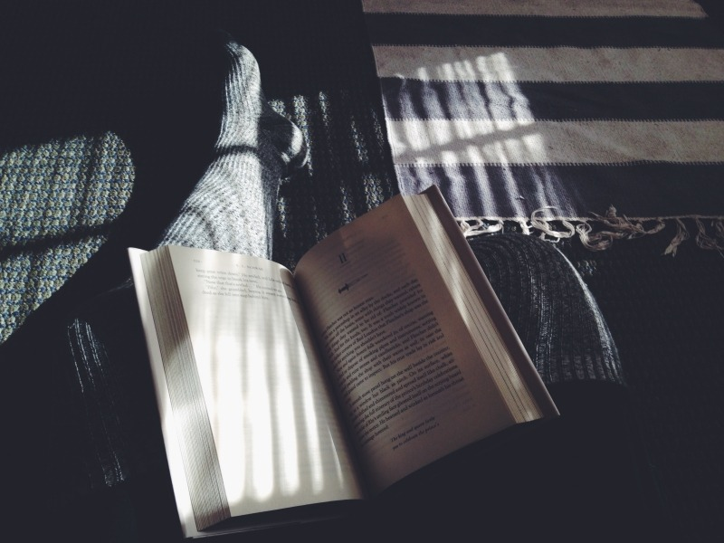 The Books I Read in December 2020